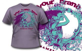 T-shirt design 15 T-shirt Designs and Templates [tag]