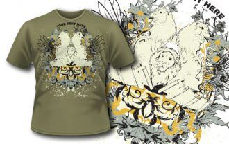 T-shirt design 22 T-shirt Designs and Templates [tag]