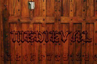 Medieval font Fonts [tag]