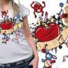 T-shirt design plus 10 T-shirt Designs and Templates [tag]