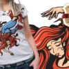 T-shirt design plus 43 T-shirt Designs and Templates [tag]