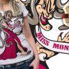 T-shirt design plus 44 T-shirt Designs and Templates women
