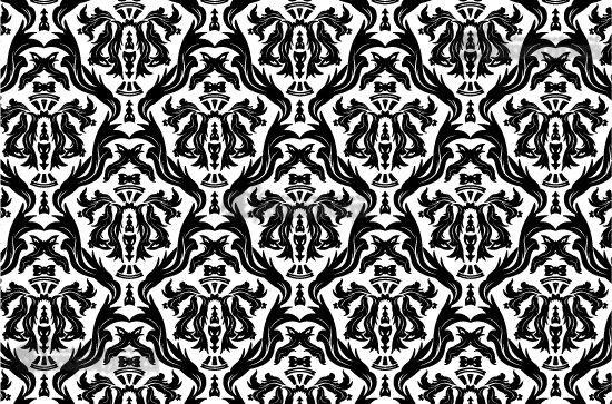Seamless Patterns vector pack 4 Vector Patterns victorian
