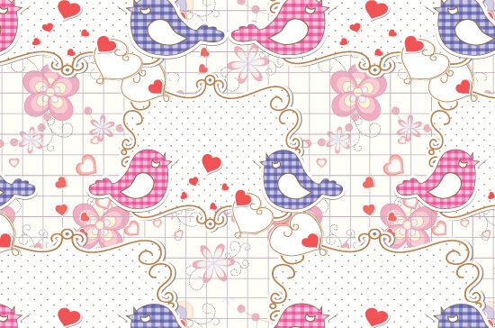 Seamless Patterns Vector Pack 71 Vector Patterns [tag]