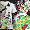 T-shirt Design 429 T-shirt Designs and Templates vector