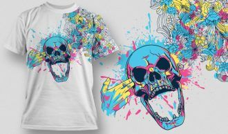 Free T-shirt Design 457 Freebies [tag]