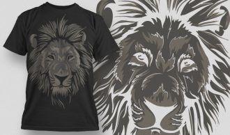 T-shirt Design 479 T-shirt Designs and Templates animal