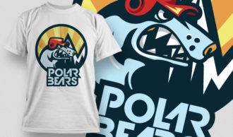 T-shirt Design 501 T-shirt Designs and Templates vector