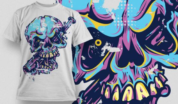T-shirt Design 505 T-shirt Designs and Templates urban