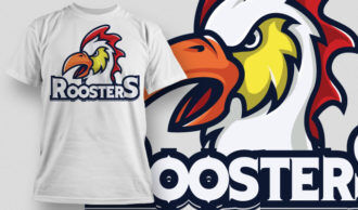 T-shirt Design 508 T-shirt Designs and Templates vector