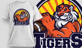 T-shirt Design 509 T-shirt Designs and Templates vector