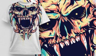 T-shirt Design 517 T-shirt Designs and Templates urban