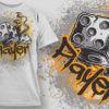 T-shirt Design 526 T-shirt Designs and Templates vector