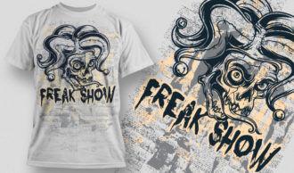 T-shirt Design 528 T-shirt Designs and Templates vector