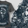 T-shirt Design 530 T-shirt Designs and Templates vector
