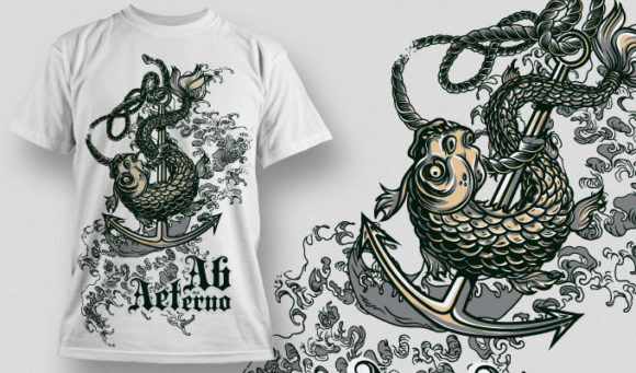 T-shirt Design 532 T-shirt Designs and Templates vector