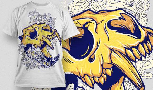 T-shirt Design 535 T-shirt Designs and Templates vector