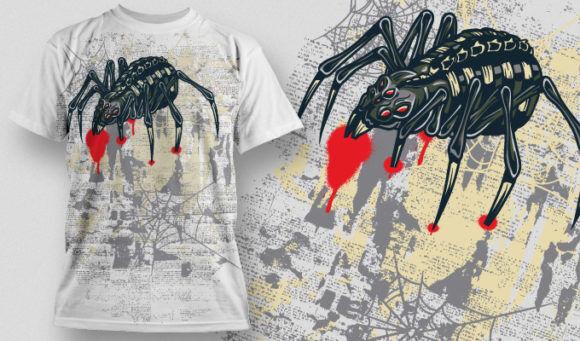 T-shirt Design 554 T-shirt Designs and Templates vector