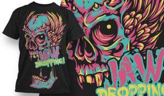 T-shirt Design 561 T-shirt Designs and Templates urban