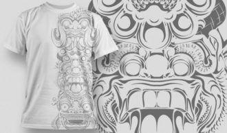 T-shirt Design 567 T-shirt Designs and Templates vector