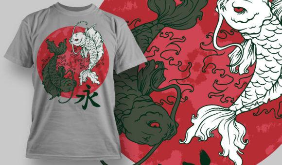 T-shirt Design 575 T-shirt Designs and Templates vector
