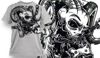 T-shirt Design 588 T-shirt Designs and Templates vector