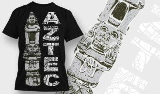 T-shirt Design 600 T-shirt Designs and Templates vector