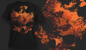 T-shirt Design 625 T-shirt Designs and Templates vector