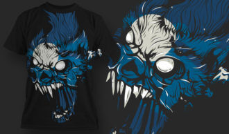 T-shirt Design 628 T-shirt Designs and Templates vector