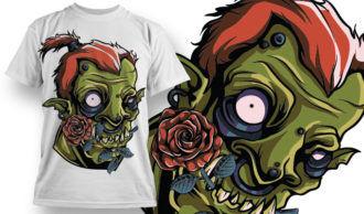 T-shirt Design 640 T-shirt Designs and Templates vector