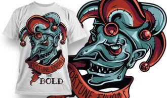 T-shirt Design 642 T-shirt Designs and Templates vector