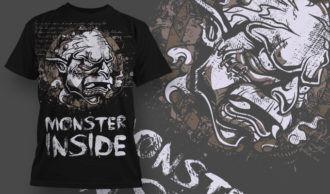 T-shirt Design 649 T-shirt Designs and Templates vector