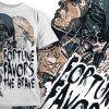T-shirt Design 663 T-shirt Designs and Templates vector