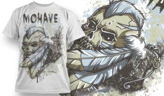 T-shirt Design 664 T-shirt Designs and Templates vector