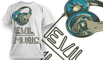 T-shirt Design 684 T-shirt Designs and Templates vector