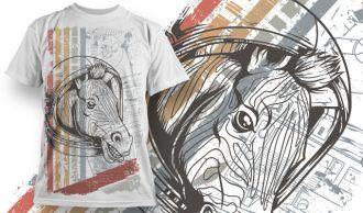 T-shirt Design 701 T-shirt Designs and Templates vector