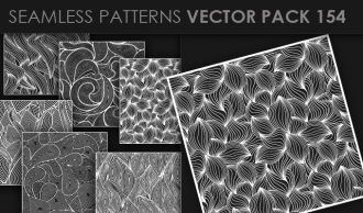 Seamless Patterns Vector Pack 154 Vector Patterns [tag]