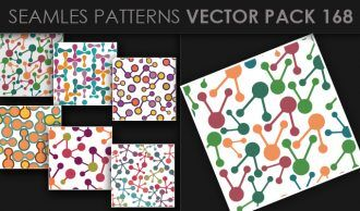 Seamless Patterns Vector Pack 168 Vector Patterns [tag]