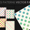 Seamless Patterns Vector Pack 176 Vector Patterns [tag]