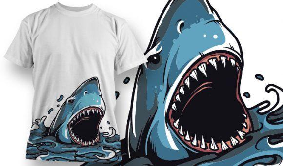 T-shirt Design 725 T-shirt Designs and Templates vector