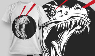 T-shirt Design 738 T-shirt Designs and Templates vector