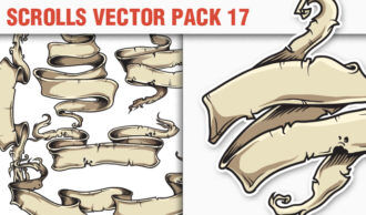 Scroll Vector Pack 17 Scrolls [tag]