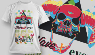 T-shirt Design 750 T-shirt Designs and Templates vector