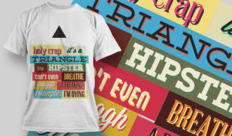 T-shirt Design 753 T-shirt Designs and Templates vector