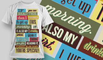 T-shirt Design 759 T-shirt Designs and Templates vector