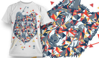 T-shirt Design 763 T-shirt Designs and Templates vector