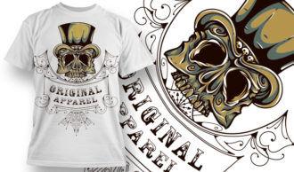 T-shirt Design 767 T-shirt Designs and Templates vector