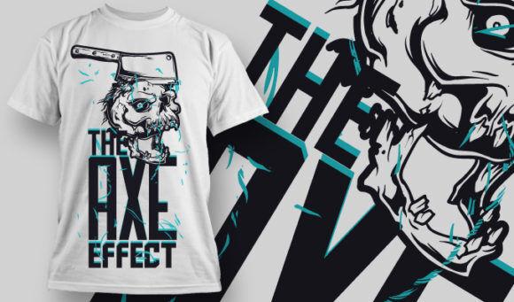 T-shirt Design 790 T-shirt Designs and Templates vector