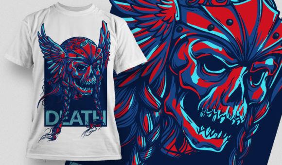 T-shirt Design 807 T-shirt Designs and Templates vector