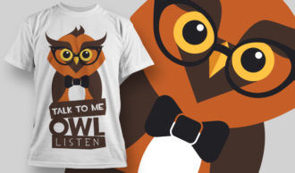 T-shirt Design 865 T-shirt Designs and Templates vector